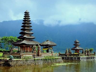 В тепло Индонезии из февральских холодов!
