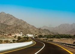 Хаджарские горы, ОАЭ