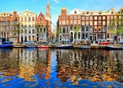 Уикенд в Амстердаме