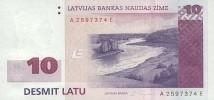 Латвийский лат
